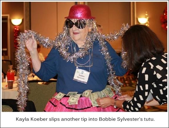 2013 Christmas Party: Bobby Sylvester + Kayla Koeber
