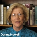 Donna Howell, AAUW Co-VP Finance