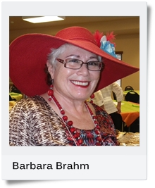 Barbara Brahm - The Hat Lady
